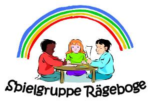 Logo Spielgruppe Rägeboge